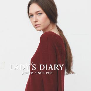 经典时尚女装女性日记lday`s