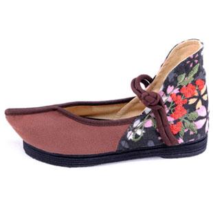 汉舞布鞋女鞋招商加盟