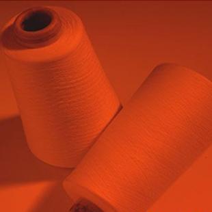 天虹纺织集团供应高品质包芯棉纱线