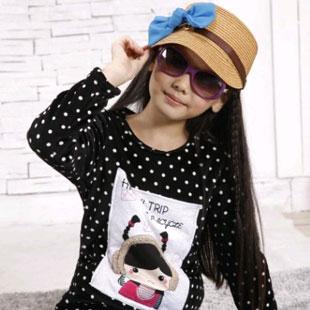 米拉果专注6-12岁针织上衣