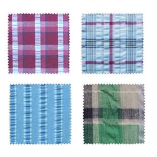 三友集團供應各類色織布