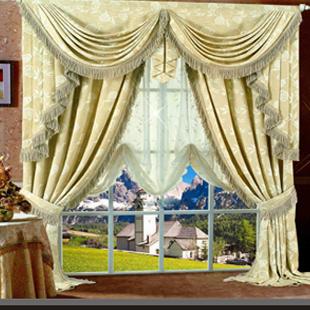 润丰供应各类遮阳布、窗帘布