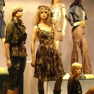 金得利模特兒制品長期供應櫥窗展示模特