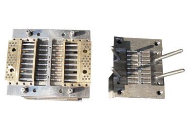 三板模具的结构图片
