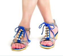 小坡跟休閑鞋學生鞋