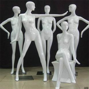 麥希頓公司供應各類展示衣架模特