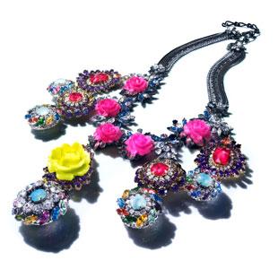 美国珠宝品牌艾瑞克森·比蒙Erickson Beamon招商