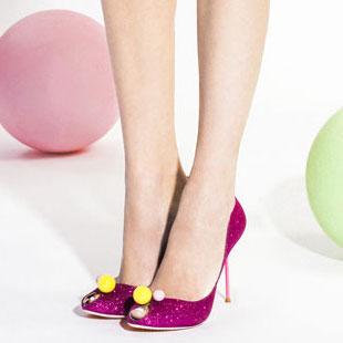 英国伦敦女鞋品牌Sophia Webster招商