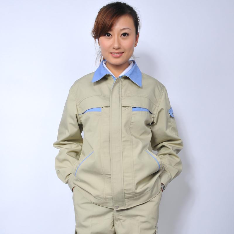 潍坊工作服情人节大促销|山东物业保洁服装批发|青岛食品厂工作服定做