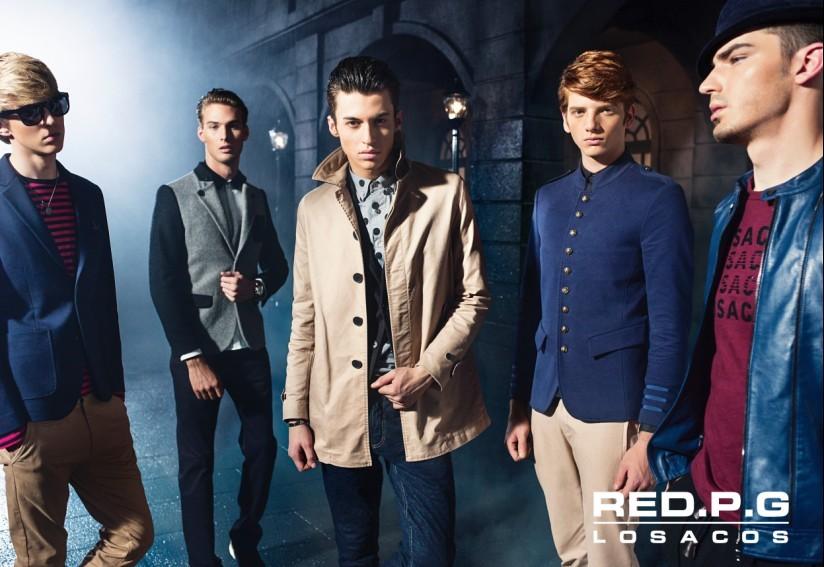 时尚男装诠释生活细节,展现时尚自我的设计理念!