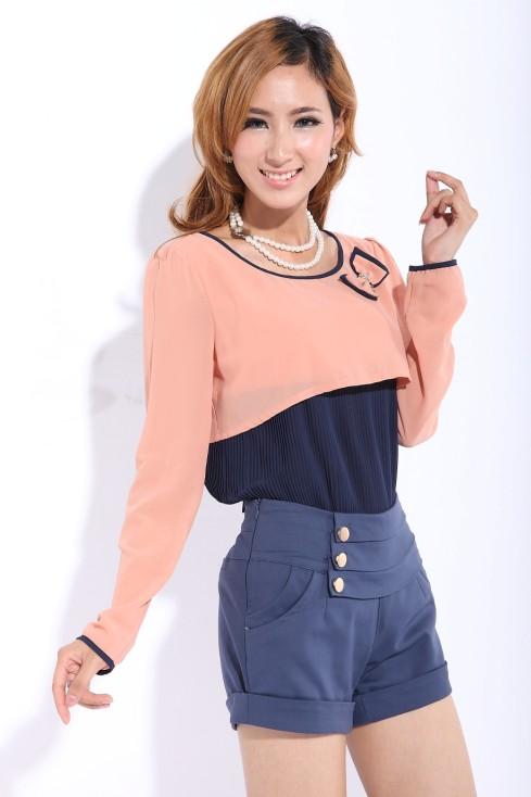 依霓女装融合日韩女装前沿时尚元素