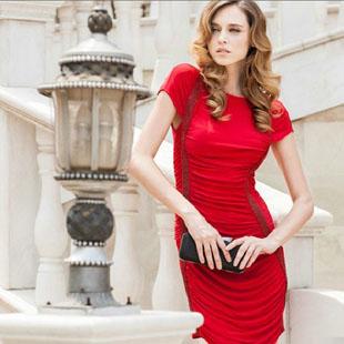 内敛的奢华 卡索Castle品牌女装代理加盟-发布于14年6月15日8点