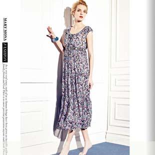 意大利时尚女装 MARY MONA玛莉梦娜诚招加盟代理