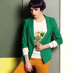 kaxiwen佧茜文品牌女装 摩登法式风格的时尚-发布于14年6月15日8点