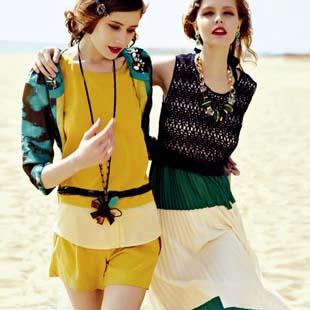 阳光、诗歌、微笑 尚艾诗 3S时尚女装诚邀您的加盟