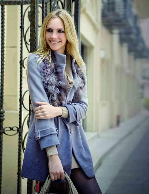 雅戈美黛品牌折扣女装展现大都市女性的独特魅力