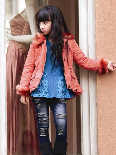 快乐丘比童装 展现富有涵养的纯真年代