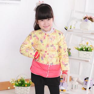 2013年时尚儿童羽绒服大批发