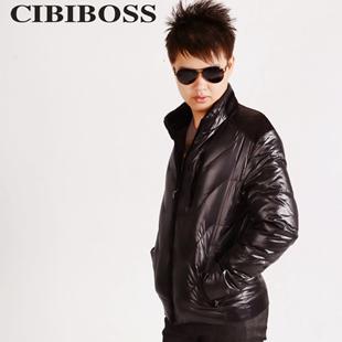 希卡波仕CIBIBOS男装强调创新、个性、品味、自由的生活态度。