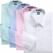 广州商务衬衫订做 衬衫贴牌加工