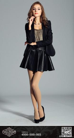 【招商】 优雅、时尚、品位之选!富天品牌女装加盟尽显实力!
