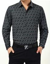 广州男装衬衫定做 订做衬衫