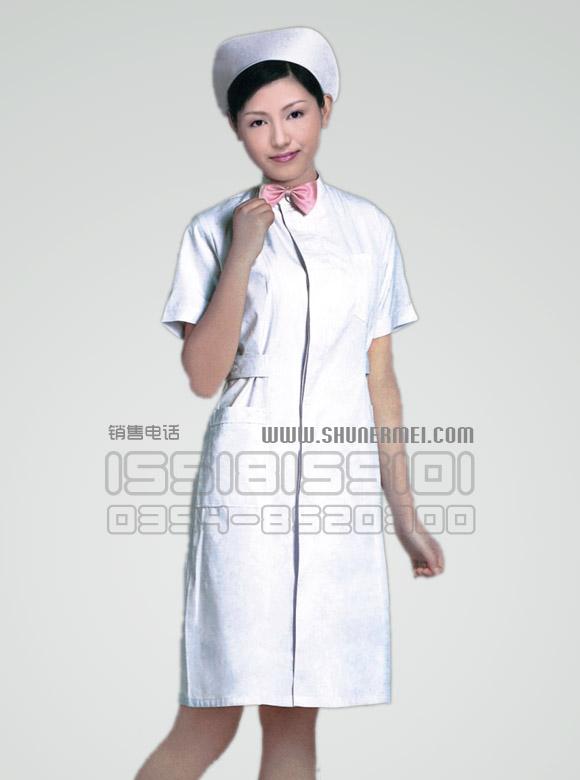 护士服订制哪儿便宜 怡之美
