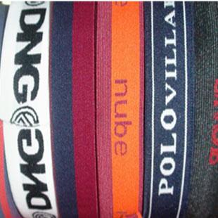 张丰织带供应各类松紧带