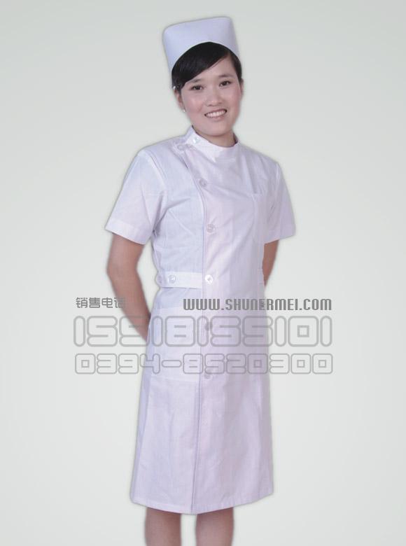 白大褂工作服 护士制服 医护服装