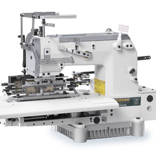 青本缝纫机供应高品质包缝机、多针机针织