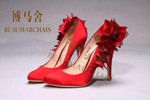 私人订制-博马舍手工高级定制鞋