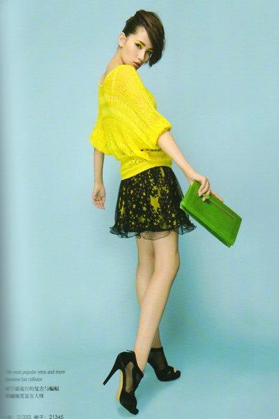 格蕾诗芙优雅、知性、浪漫的女装品牌