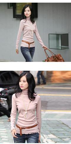東莞時尚打底衫批發冬衣類服裝廠家一律低價毛衣低至 三元