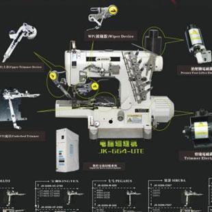 雅诺科技供应各类缝纫机设备