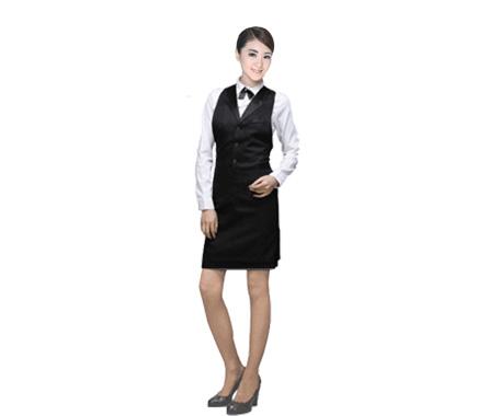 深圳冬季餐飲服裝、酒店冬季服務服裝、工作服裝-丹騰服飾