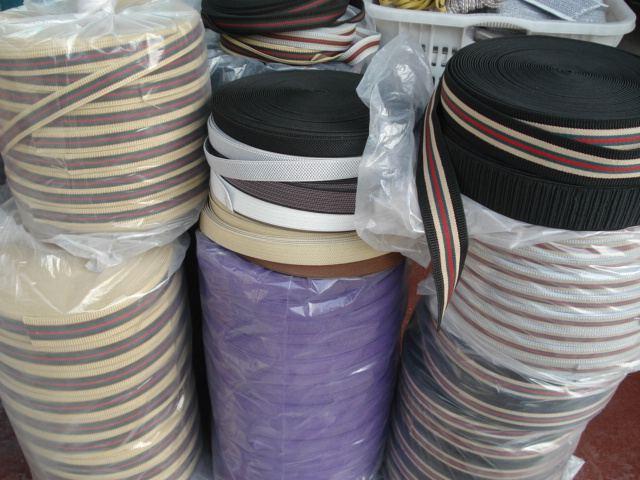 廣州收購庫存織帶輔料