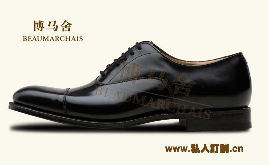 博马舍手工定制皮鞋,高级定制皮鞋