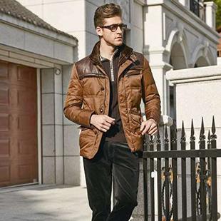 一直为男士提供品味、时尚、舒适、个性的服装而不断努力——希卡波仕