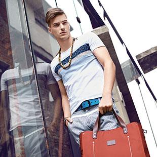 """""""OGE欧格""""品牌时尚男装的新兴现代化企业-发布于14年7月1日8点"""