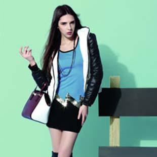 佧茜文品牌-年轻 时尚 摩登的代言人