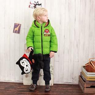 芭拿娜服酷 BANANA POCKET童装:给孩子们快乐童年