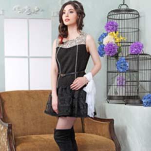 丹诗格尔女装:浪漫法国情怀的独立设计
