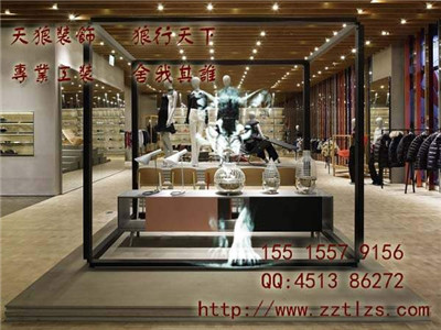服装店装修设计的个性化特色
