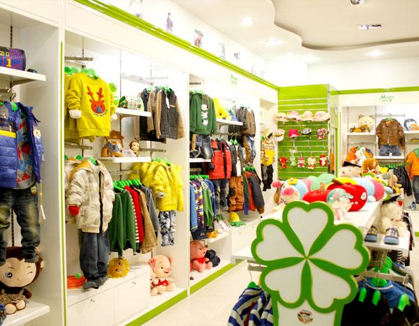 动之爱创造都市大众家庭的儿童服饰品牌