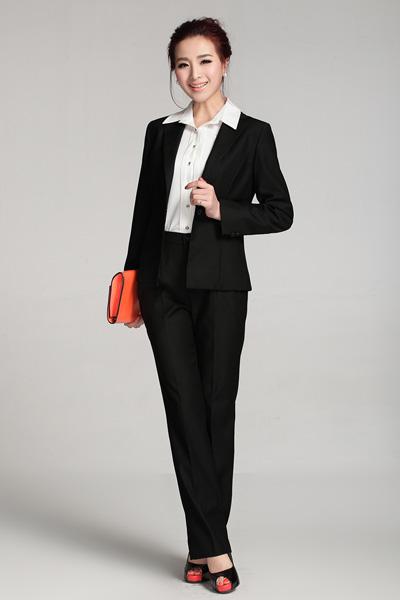 優雅顧問服,新款店長服,職業套裝