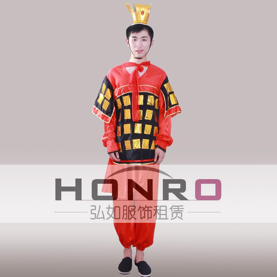 上海花木兰服装租赁杨浦区女将服装租赁