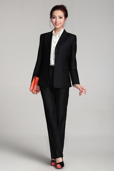 女士顧問服,店長服,西裝工作服