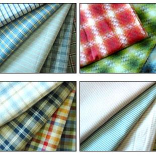 龙马纺织供应各类服饰面料