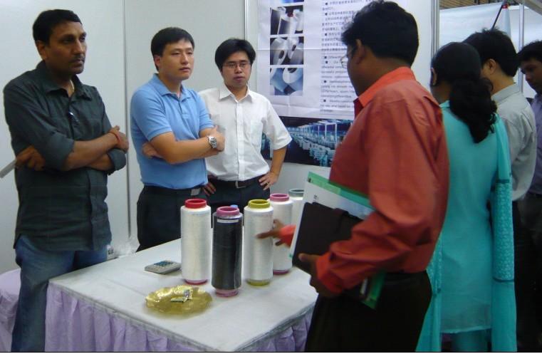 2014年柬埔寨国际面料及服装配件展