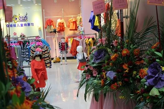 Q娃娃童装之成熟化管理赢消费者青睐